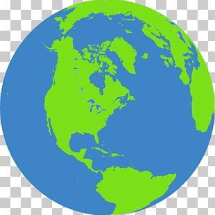 Earth Globe PNG