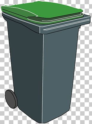 Rubbish Bins & Waste Paper Baskets Plastic Recycling Bin Container PNG