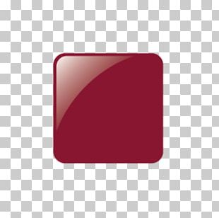 Glam And Glits Nail Design Color Acrylic Paint Red PNG