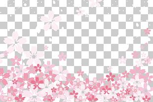 Textile Pink Pattern PNG