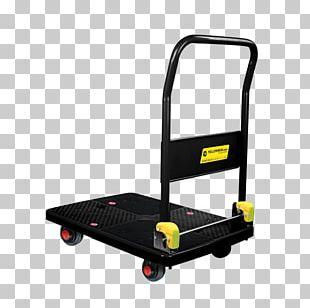 Hand Truck Pallet Jack Flatbed Trolley Electric Platform Truck Caster PNG