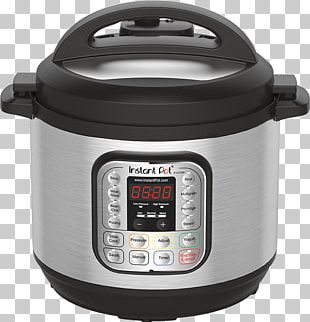 Pressure Cooking Slow Cookers Instant Pot IP-DUO60 PNG