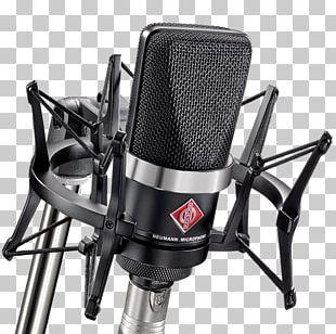 Microphone Georg Neumann Recording Studio Music Audio PNG