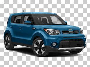 2018 Kia Soul + (Plus) Hatchback Kia Motors Car PNG