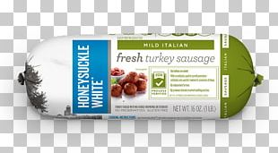 Breakfast Sausage Sausage Roll Turkey Meat Italian Sausage PNG