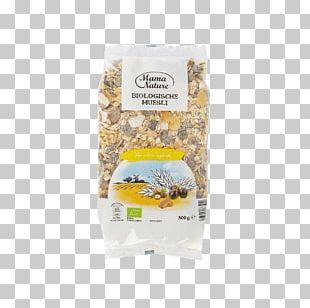 Muesli Breakfast Cereal Rolled Oats Aldi PNG