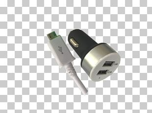 Battery Charger IPhone 5 Micro-USB Electrical Cable PNG