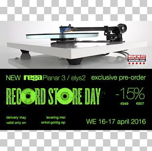 Rega Planar 3 Rega Research High Fidelity Turntable Phonograph PNG