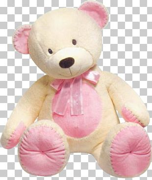 Teddy Bear Stuffed Animals & Cuddly Toys Plush Title Page PNG
