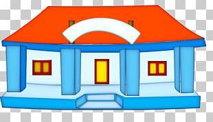 School Building PNG