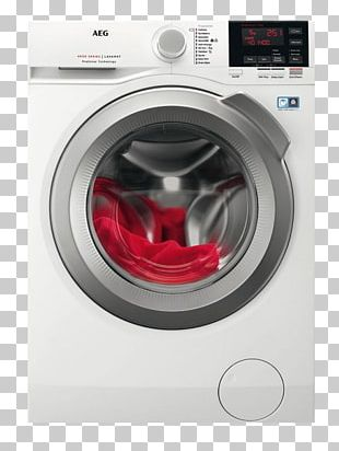Washing Machines AEG LAVAMAT 6000 Series L6FBG142R Electrolux Home Appliance PNG