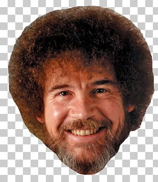 Bob Ross More Of The Joy Of Painting Artist Television Show PNG
