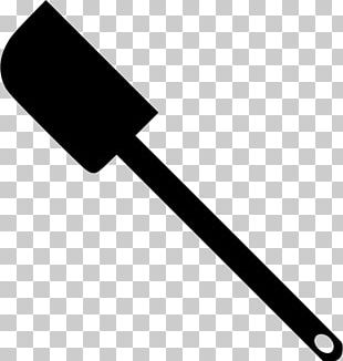 Spatula Computer Icons Black And White PNG