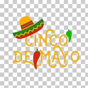 Cinco De Mayo Logo PNG
