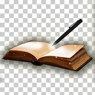 Pen Book Gratis Icon PNG