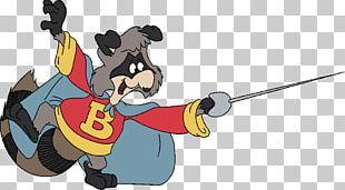 Raccoon Cartoon Animated Series PNG