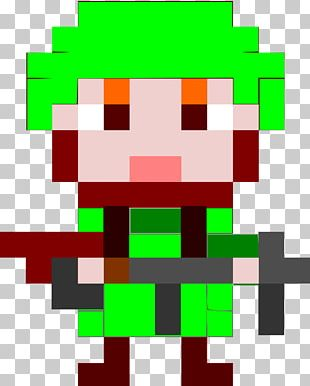 Pixel Art Drawing Shading PNG