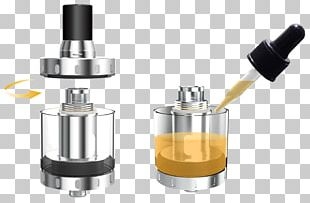 Electronic Cigarette Clearomizér Tobacco Smoking Atomizer PNG