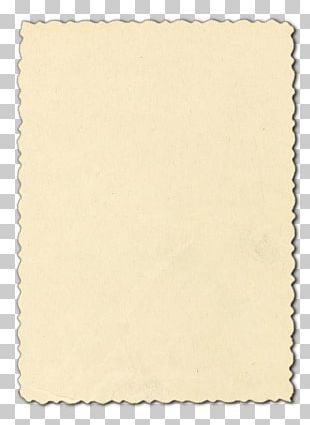 Paper Yellow Brown Beige Rectangle PNG