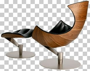 Eames Lounge Chair Foot Rests Footstool Chaise Longue PNG