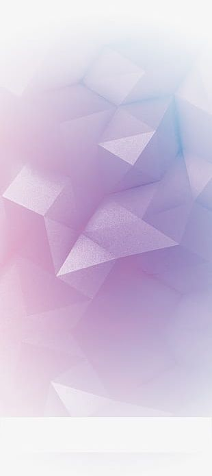 Geometric Violet Gradient Background PNG