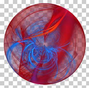 Cobalt Blue Circle Organism Jaw PNG