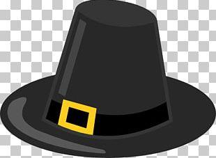 Pilgrim's Hat PNG