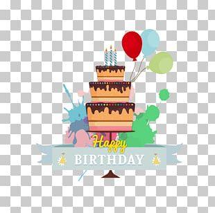 Birthday Cake Wedding Cake Greeting Card Birthday Card PNG