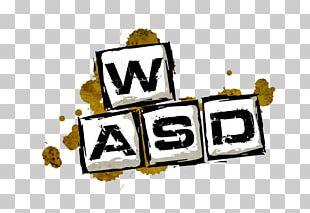 WASD Computer Keyboard Arrow Keys Gamer PNG