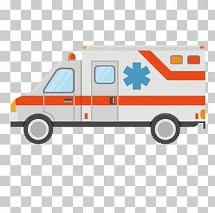 Ambulance Hospital Vecteur PNG