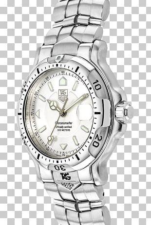 Platinum Watch Strap PNG