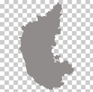 Karnataka Blank Map Graphics Stock Photography PNG