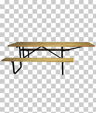 Picnic Table Garden Furniture Living Room PNG