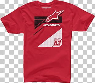 T-shirt Alpinestars Motorcycle Clothing Glove PNG