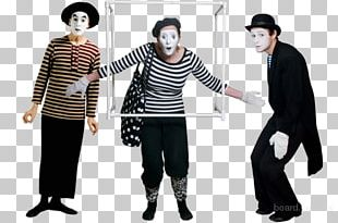 Mime Artist Performing Arts Actor Clown Computer Icons PNG