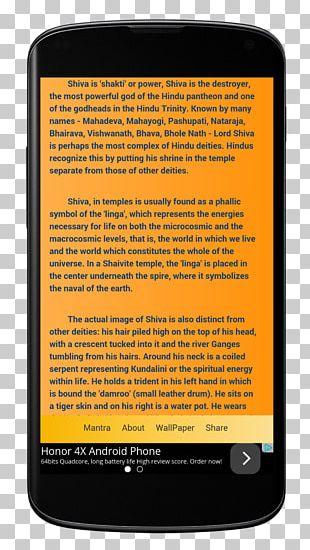 Om Namah Shivaya Mantra Meditation Puja PNG