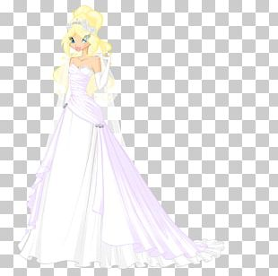 Wedding Dress Clothing Fashion Design PNG