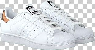 Sneakers Shoe White Adidas Superstar PNG