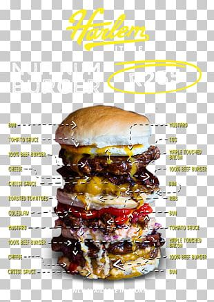 Cheeseburger Hamburger Fast Food Breakfast Sandwich Junk Food PNG