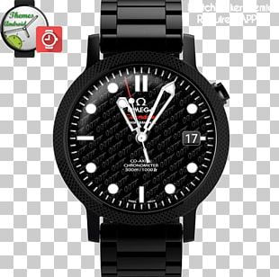 Watch Quartz Clock Amazon.com Omega Seamaster Water Resistant Mark PNG