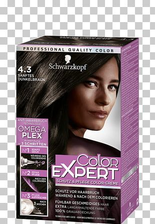 Hair Coloring Schwarzkopf Human Hair Color PNG