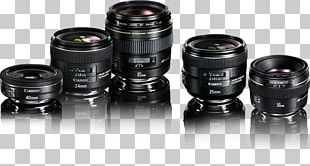 Canon EOS 200D Canon EF Lens Mount Prime Lens Camera Lens PNG