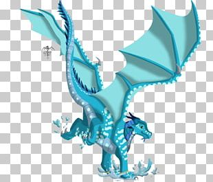 Wings Of Fire Dragon Winter Turning PNG