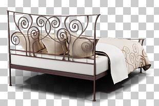 Bed Frame Sofa Bed Loveseat Mattress Couch PNG