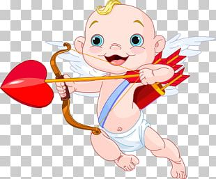 Valentine's Day Cupid PNG