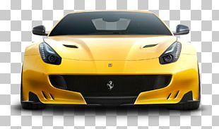 Ferrari F12 Tdf Tour De France Automobile Car PNG