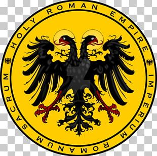 Flags Of The Holy Roman Empire Double-headed Eagle Holy Roman Emperor PNG