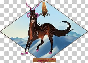 Mustang Stallion Pony Horse Tack Pack Animal PNG