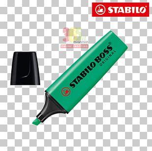 Schwan-STABILO Schwanhäußer GmbH & Co. KG Highlighter Marker Pen Stationery Color PNG