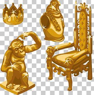 Throne Stock Illustration Illustration PNG